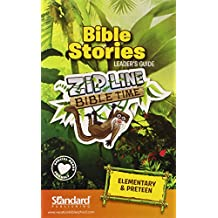 Bible Stories Leader's Guide: Elementary & PreTeen (Vacation Bible School (VBS) 2014: Jungle Safari—Where Kids Explore the Nature of)