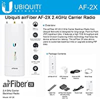 Ubiquiti Networks AF-2X 2 GHz Carrier Backhaul Radio GPS Synchronization
