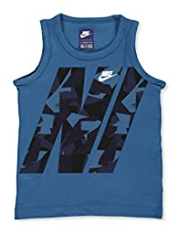 Nike Little Boys' Toddler Tank Top (Sizes 2T - 4T) - industrial blue, 4t