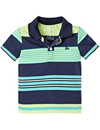 Cotton Polo T Shirt for Toddlers| Camisa Camisetas Tipo Polo Para Niños