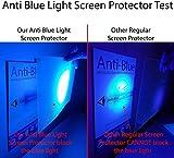 Liudashun Anti Blue Light Screen Protector Designed