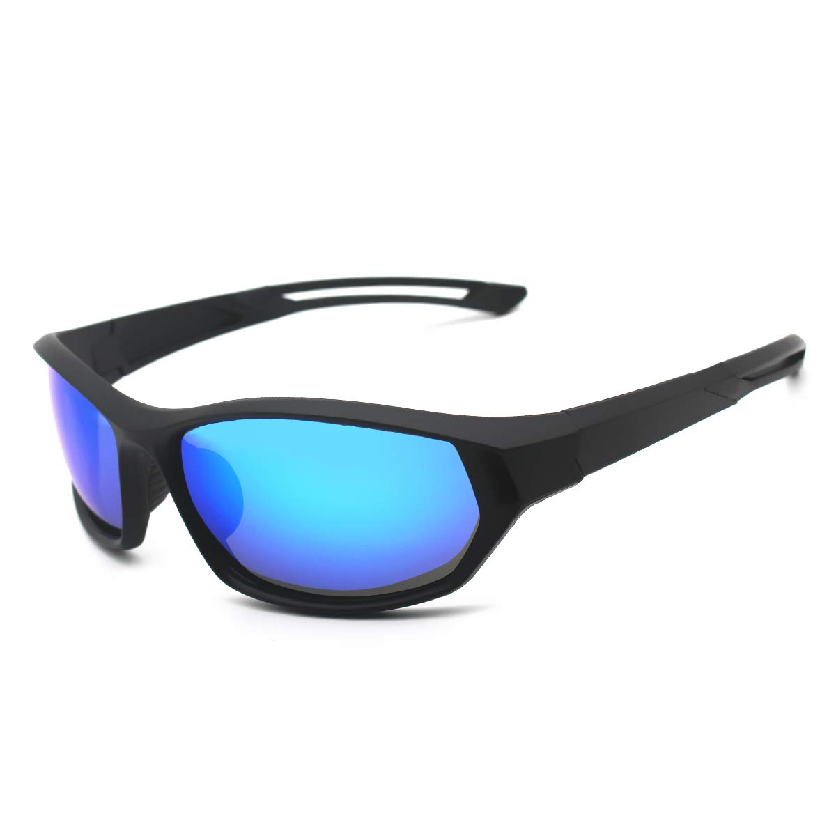 LATEC Gafas de Sol Deportivas, Gafas Ciclismo Polarizadas con Protección UV400 y TR90 Unbreakable Frame, para Hombres Mujeres al Aire Libre Deportes Pesca Esquí Conducción Golf Correr Ciclismo product image
