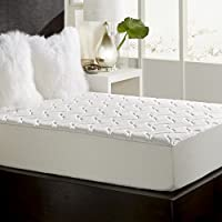Pure Rest MFM-204-IT 10 inch Quilted Top Medium Firm Cool Memory Foam Mattress, Twin