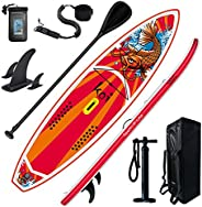Feath-R-Lite Inflatable Stand Up Paddle Board 11'6''x33''x6'' Ultra-Light (20.7lb