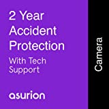 ASURION 2 Year Camera Accident Protection Plan with Tech Support $1500-1999.99