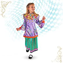 The Disney Store Alice Through the Looking Glass Costume for Kids