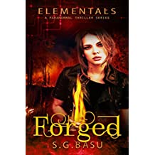Forged (Elementals Book 2)