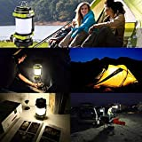 LE LED Camping Lantern Rechargeable, Brightest