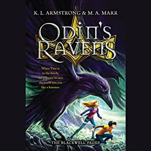 Odin's Ravens Audiobook
