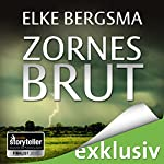 Zornesbrut (Büttner und Hasenkrug ermitteln 17): Ein Ostfrieslandkrimi | Elke Bergsma