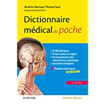 Dictionnaire Médical de Poche 3e Éd.