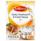 Schwartz Garlic & Mushroom Sauce - 26g