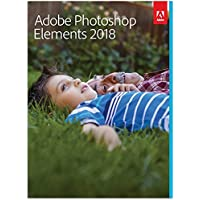 Adobe Photoshop Elements 18 Software + Premiere Elements