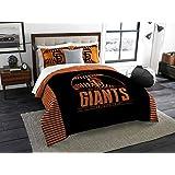 The Northwest Company MLB San Francisco Giants King Comforter and Shams Set