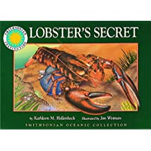 Lobster's Secret - a Smithsonian Oceanic Collection Book (Mini book)
