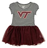 Outerstuff NCAA Girl's Toddlers Celebration Tutu, Virginia Tech Hokies Small (4)
