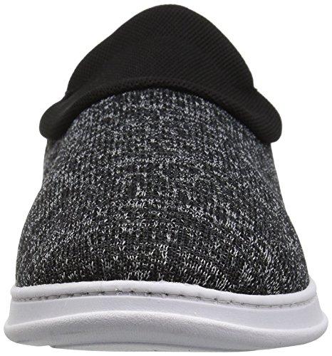 Black Knit Men's Slipper Back Closed Dearfoams qHBxnUn