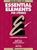Essential Elements for Strings, Michael Allen and Robert Gillespie, 0793543096