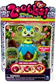 Zoobles Petagonia Special Edition Fuzzy Cat