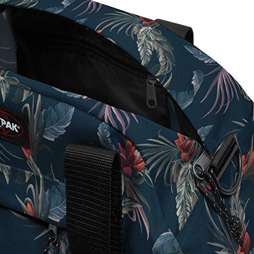Eastpak Stand Bolsa de viaje, 32 litros, Azul (Midnight) Varios colores (Red Brize)
