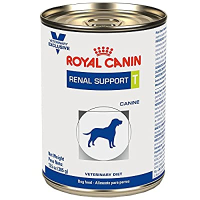 Royal Canin Veterinary Diet Canine Renal Support T Canned Dog Food (13.5 oz/Case of 24)