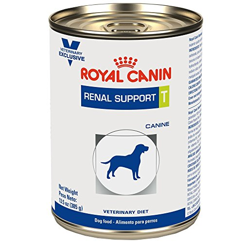 Royal Canin Veterinary Diet Canine Renal Support T Canned Dog Food (13.5 oz/Case of 24) by Royal Canin
