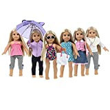 #8: American Girl Doll Clothes and American Girl Clothes for 18 Inch Dolls - These American Girl Doll Accessories are One of a Kind- American Girl Doll Stuff for Endless Hours of Play -Shoes Not Included
