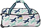 Macbeth Take me Away 21.5in Rolling Duffel Bag, Mint