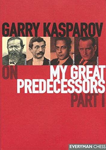 (Garry Kasparov on My Great Predecessors,  Part 1)