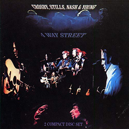 4 Way Street (Crosby Stills Nash And Young Box Set)