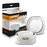 Cimex Bed Bug Interceptors: Set of 4 Traps - BedBug Catcher for Prevention Against Bed Bugs Crawling Up Your Bed Leg/Post