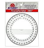 Acrimet 360º Degree Protractor Premium