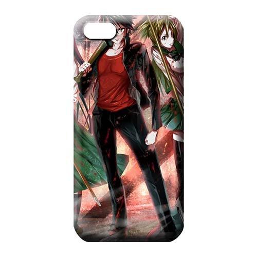 Design Trendy Protection Gakuen mokushiroku Highschool of the dead Mobile Phone Cases iPhone 7 Plus
