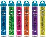 22g /0.77 oz. Neon Color Glitter Shaker with PDQ 288 pcs sku# 1774816MA