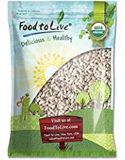 Organic Cannellini Beans, 10 Pounds - Raw, Dried, Non-GMO, Kosher, White Kidney Beans in Bulk, Product of The USA