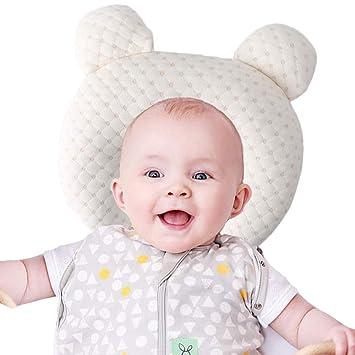 Amazon.com: Almohada para bebé recién nacido, almohada para ...