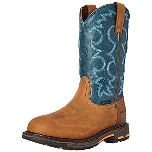 cheap Ariat Women's Workhog H2O Work Boot - www.rocsbrasil.com.br