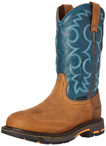H2O Women's Ariat Aged Work Topaz Bark Boot Workhog wBHnxrw