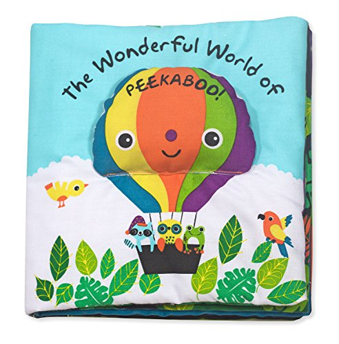 Melissa & Doug Soft Activity Baby Book - The Wonderful ...
