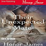 Their Unexpected Mate: Paranormal Protection Unit | Honor James