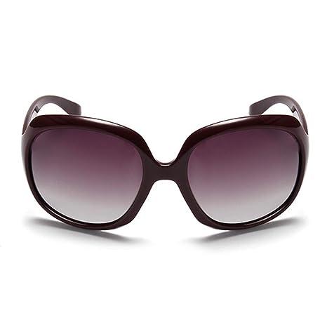 Dupeakya Gafas de Sol para Mujeres, Gafas de Sol Plásticas ...