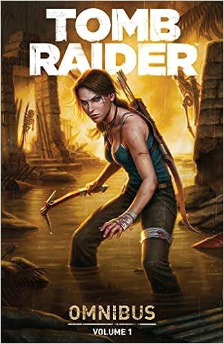 Tomb Raider Omnibus Volume 1 Simone Gail Pratchett Rhianna