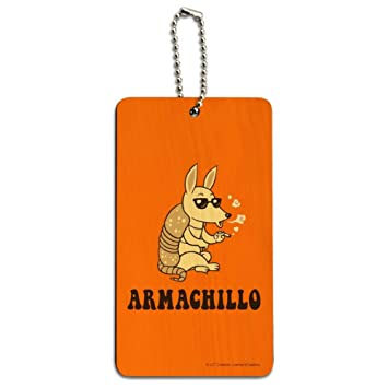 Amazon.com: Armachillo Armadillo Chilling Divertida tarjeta ...