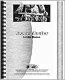 New Roosa Master Tractor Service Manual RM-S-D Series