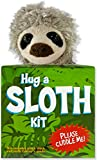 img - for Hug a Sloth Kit (book with plush) book / textbook / text book