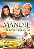 img - for Mandie And The Cherokee Treasure (2010) (DVD) book / textbook / text book