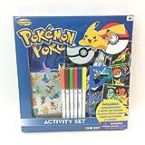 Creative Kids Pokemon Activity Set