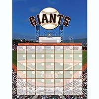 San Francisco Giants Jumbo Dry Erase Sports Calendar
