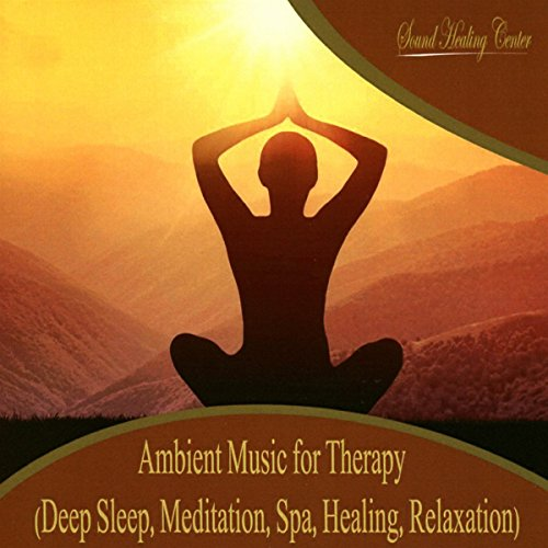 Ambient Music for Therapy (Deep Sleep, Meditation, Spa, Healing, Relaxation) 51R 4RAd2FL