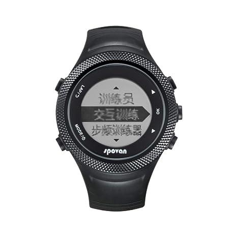 GPS Multifuncional Reloj Deportivo para Correr Al Aire Libre para Correr, Montar A Caballo,